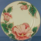 "Fitz and Floyd Hummingbird Buff 7"" Salad Plate"