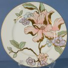 "Fitz and Floyd Fantaisie Florale 7"" Salad Plate"