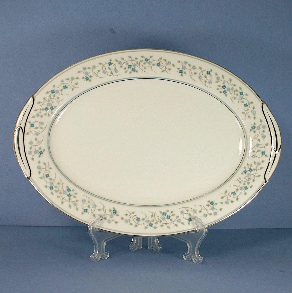 Noritake Marlene Oval Serving Platter