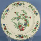 "Buffalo China Mandalay (Green Rings) 9"" Dinner Plate"