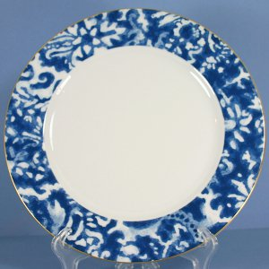 Ralph Lauren China Round Hill 10&quot; Dinner Plate