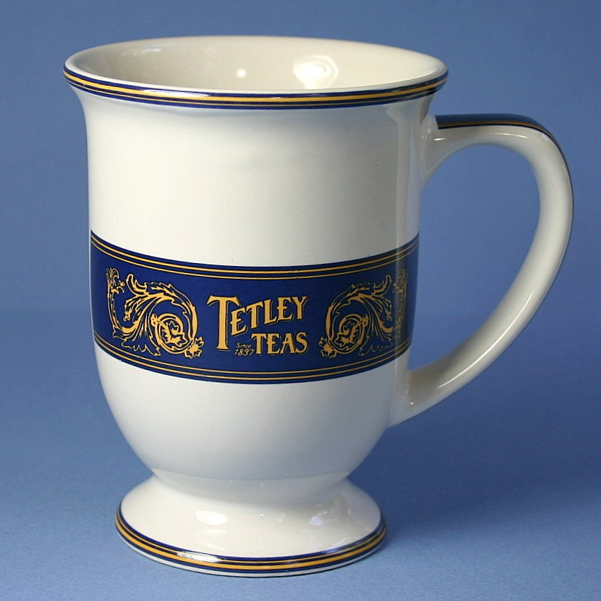 Tetley Tea Promotional Mug