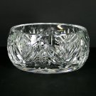 "Waterford Crystal Giftware 5"" Round Bowl"