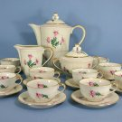 Richard Ginori 1940's Coffee Service set