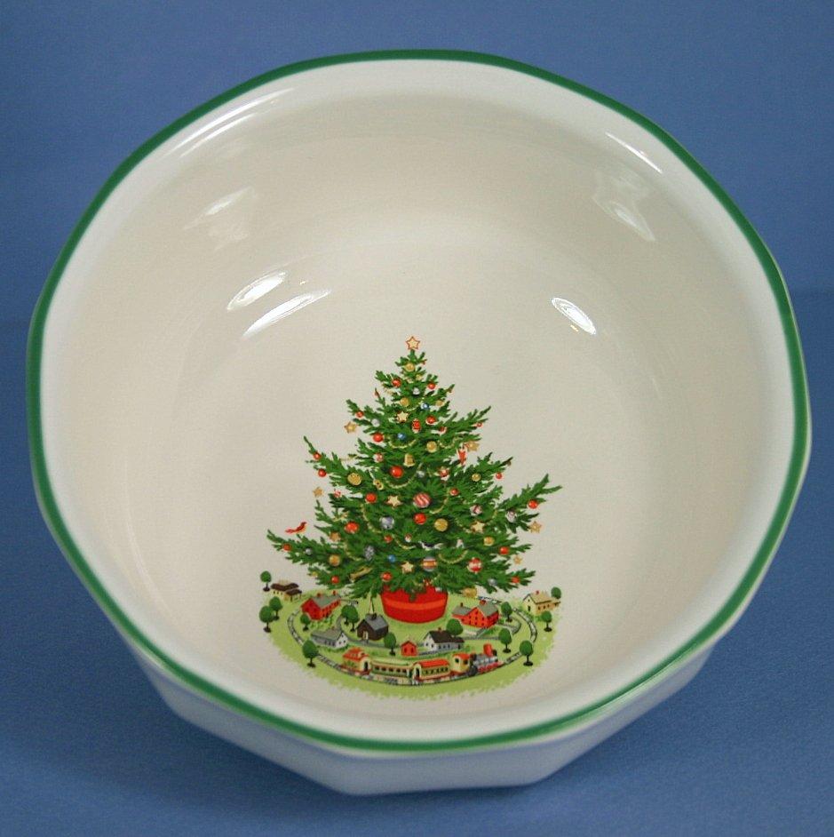 Pfaltzgraff Christmas Heritage Fruit-Dessert (Sauce) Bowl
