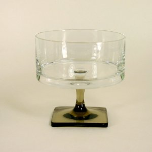 Rosenthal Linear - Smoke Champagne/Tall Sherbet Glass