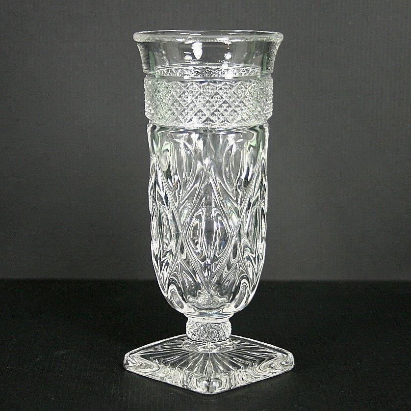 Imperial Glass Ohio Cape Cod Clear (1602 + 160) Parfait