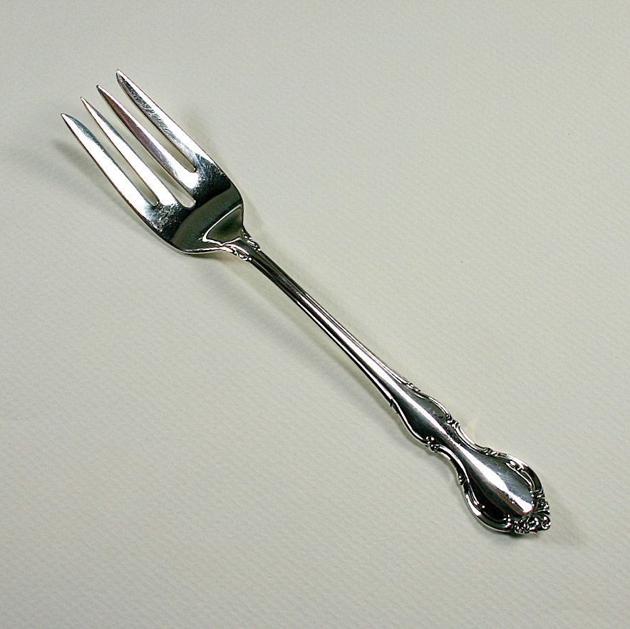 Alvin Pirouette Sterling Individual Salad Fork