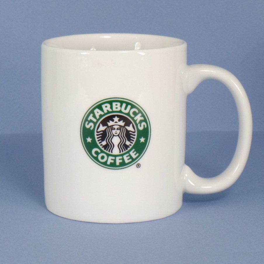 2007 Starbucks Coffee Mermaid Siren Series Coffee Mug - 10 fl oz