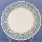 Wedgwood Florentine Turquoise No Center Dinner Plate