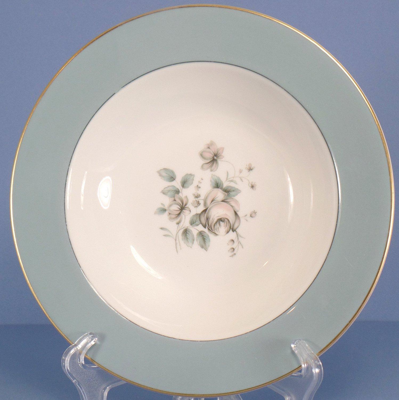 Royal Doulton Rose Elegans Rim Soup Bowl
