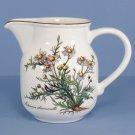 Villeroy & Boch Botanica 16 Oz Pitcher - Matricaria Chamomilla