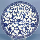 Ralph Lauren China Mandarin Blue Salad Plate