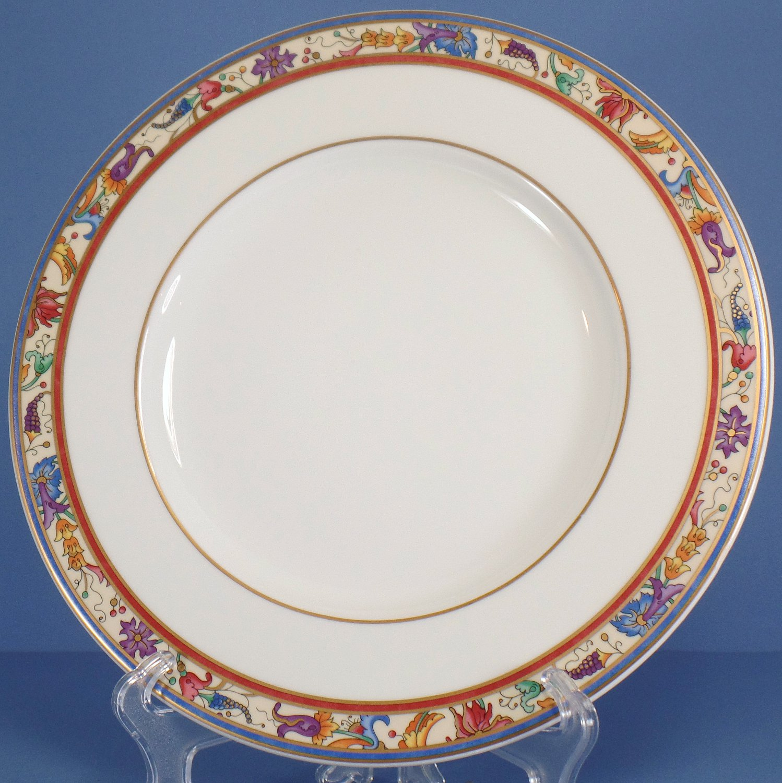 Villeroy & Boch Madeline Filet Rouge Dinner Plate
