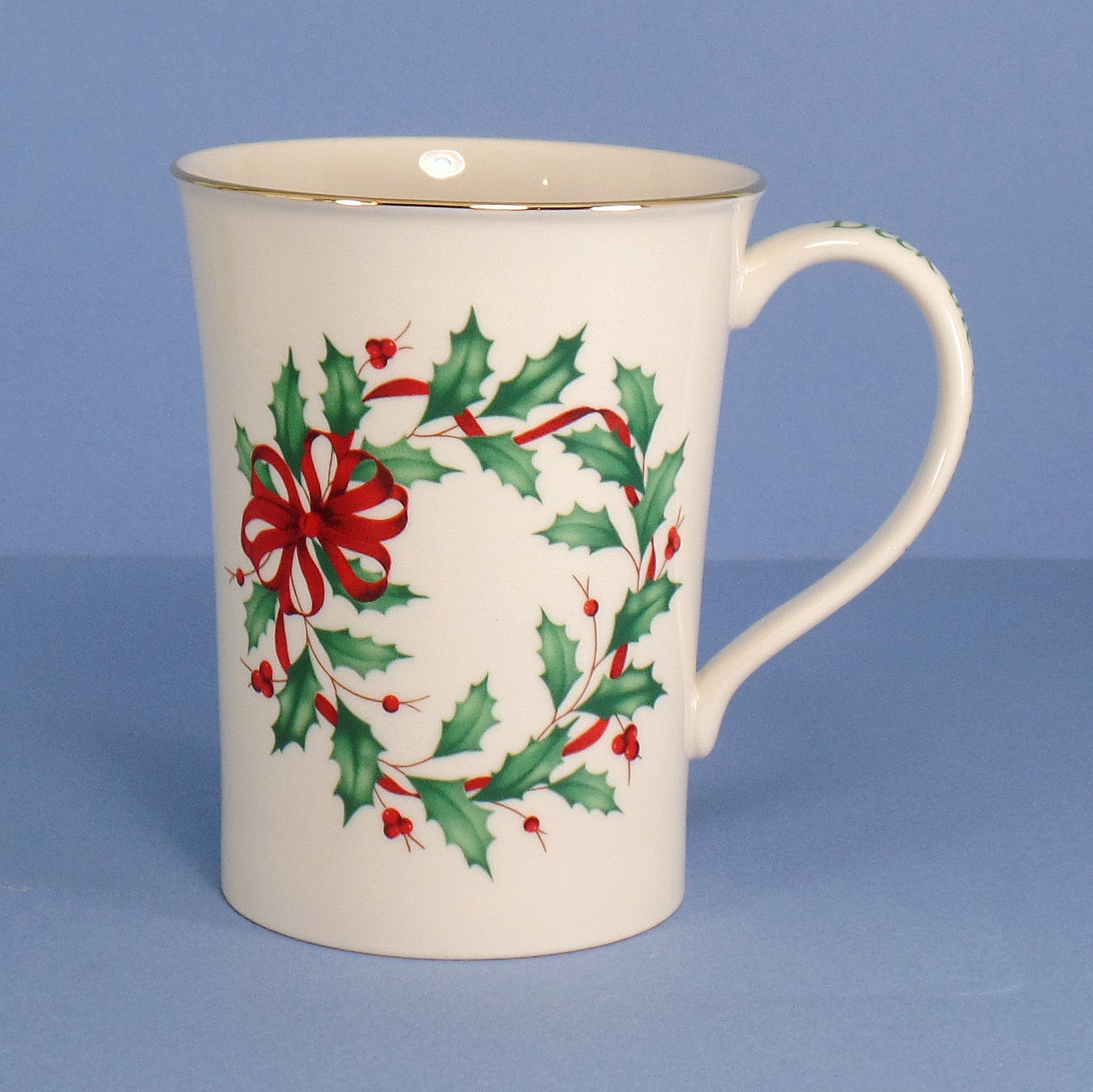 Lenox Holiday (Dimension) Accent Mug (Deck The Halls)