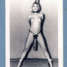 HOT SEXY NUDE BLONDE BONDAGE NEW REPRINT JOHN WILLIE PHOTO 5 X 7  W6