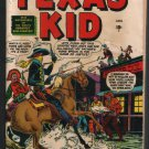 TEXAS KID 1 ORIGIN ISSUE JOE MANEELY COVER ART ATLAS COMICS JANUARY 1951 GOOD