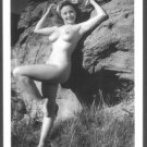 JOAN BLONDELL TOPLESS NUDE POSE NEW REPRINT 5X7  jb2