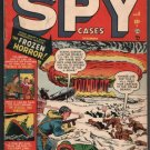 I WANT TO SELL SPY CASES #8 ATOMIC BOMB COVER ATLAS COMICS 12/51 VG UNRESTORED RARE