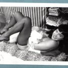 BETTY PAGE TOPLESS NUDE BREASTS NEW REPRINT 5X7  #301