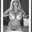 JOYCE GIBSON TOTALLY NUDE NEW REPRINT 5X7 #18