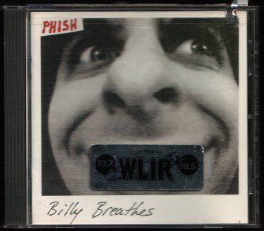 PHISH BILLY BREATHES ORIGINAL CD ALBUM MINT SEALED