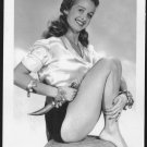 "NOEL NEILL ""LOIS LANE ACTRESS"" PIRATE COSTUME POSE NEW REPRINT  5X7   #4"