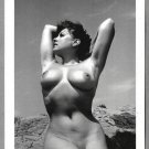 JUNE PALMER TOTALLY NUDE NEW REPRINT PHOTO 5X7 #00