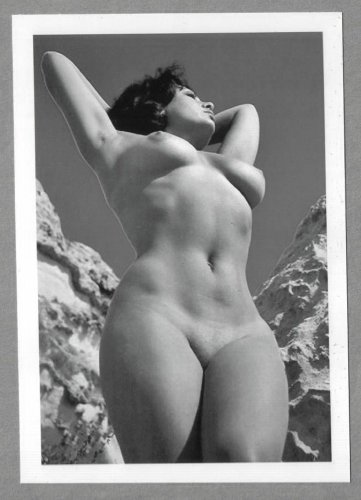JUNE PALMER TOTALLY NUDE NEW REPRINT PHOTO 5X7 #19