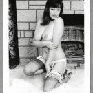 JUNE PALMER TOTALLY NUDE NEW REPRINT PHOTO 5X7 #42