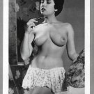 JUNE PALMER TOPLESS NUDE NEW REPRINT PHOTO 5X7 #107