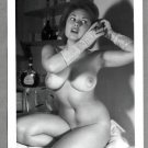 JUNE PALMER TOTALLY NUDE NEW REPRINT PHOTO 5X7 #160