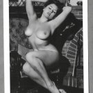 JUNE PALMER TOTALLY NUDE NEW REPRINT PHOTO 5X7 #183