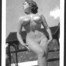 JUNE PALMER TOTALLY NUDE NEW REPRINT PHOTO 5X7 #228