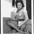 JUNE PALMER TOPLESS NUDE NEW REPRINT PHOTO 5X7 #374