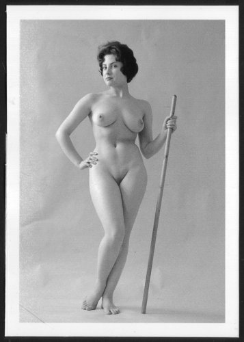 JUNE PALMER TOTALLY NUDE NEW REPRINT PHOTO 5X7 #336