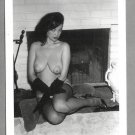 BONNIE LOGAN TOPLESS NUDE HUGE BREASTS NEW REPRINT 5 X 7 #10