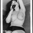 BONNIE LOGAN TOPLESS NUDE HUGE BREASTS NEW REPRINT 5 X 7 #54