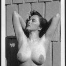 BONNIE LOGAN TOPLESS NUDE HUGE BREASTS NEW REPRINT 5 X 7 #73