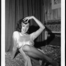 BONNIE LOGAN TOPLESS NUDE HUGE BREASTS NEW REPRINT 5 X 7 #75