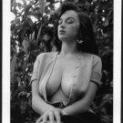 BONNIE LOGAN TOPLESS NUDE HUGE BREASTS NEW REPRINT 5 X 7 #79