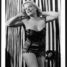 ACTRESS CLEO MOORE BOSOMY BUSTY BUSTIER POSE NEW REPRINT  5X7 #1
