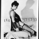 VINTAGE ORIGINAL FETISH MODELS BONDAGE POSE 4X5 1960'S #RS136A-003