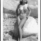 ACTRESS JOAN BLONDELL TOTALLY NUDE NEW REPRINT  5X7    JB-16