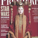 NATALIE PORTMAN STAR WARS GEORGE LUCAS PREMIERE MAGAZINE MAY 1999