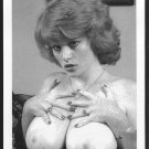 LISA DELEEUW TOPLESS NUDE REPRINT PHOTO 5X7 LD24
