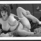 LISA DELEEUW TOPLESS NUDE REPRINT PHOTO 5X7 LD35