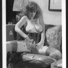 LISA DELEEUW TOPLESS NUDE REPRINT PHOTO 5X7 LD48