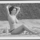 SOPHIE HOWARD TOPLESS NUDE NEW REPRINT PHOTO 5X7   #36