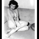 DONNA BROWN TOTALLY NUDE HUGE BREASTS  REPRINT PHOTO 5X7  DB-12